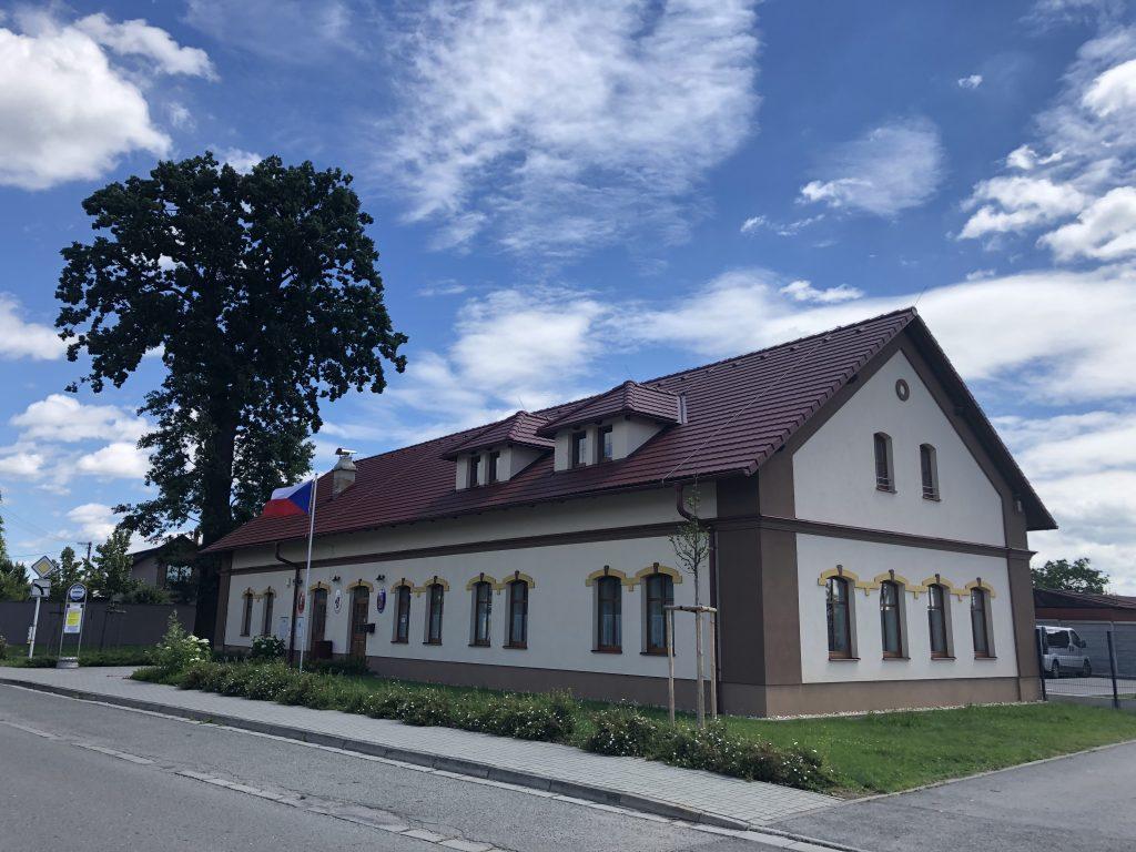 Budova Obecního úřadu v Pohoří