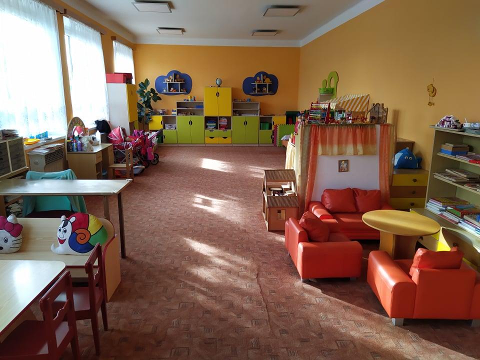 Mateřská škola - herna