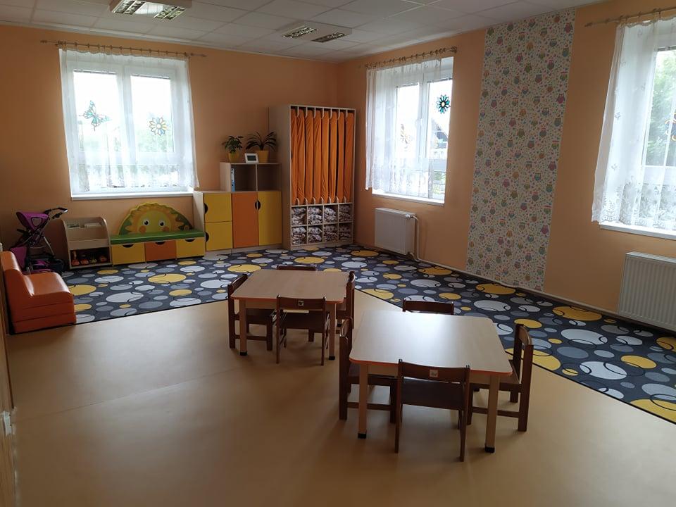 Mateřská škola - malá třída