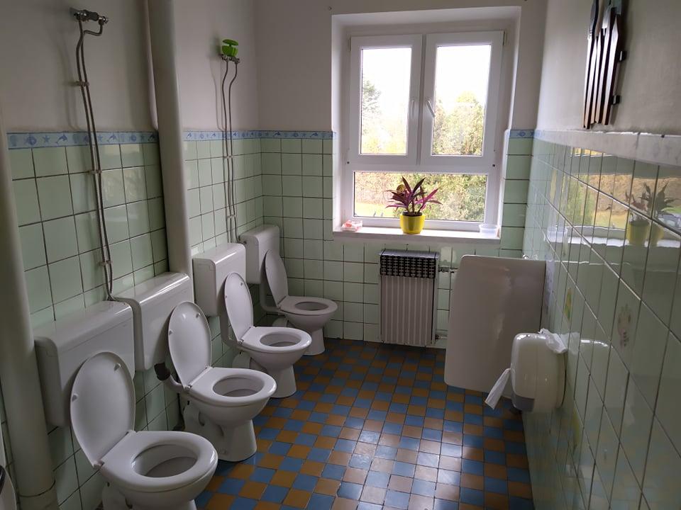 Mateřská škola - WC