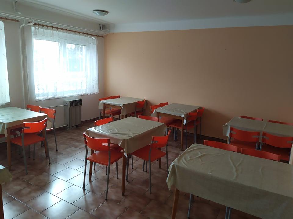Mateřská škola - jídelna pro ZŠ