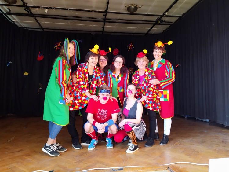 Klub přátel Pohoří - Dětský karneval