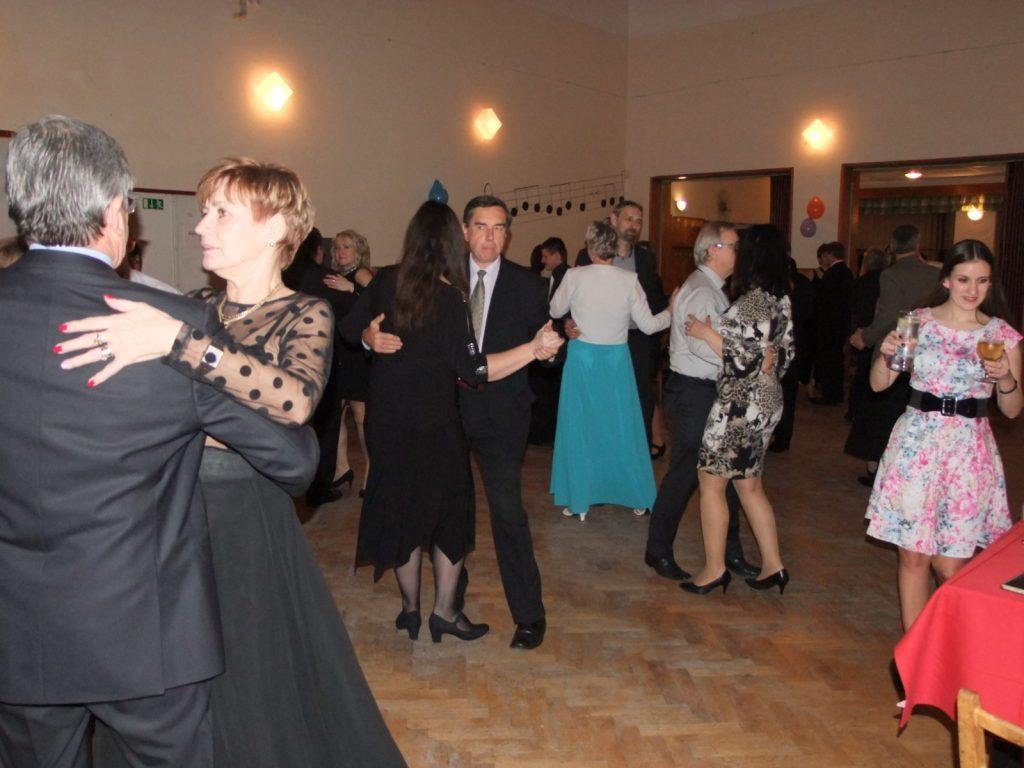 Klub přátel Pohoří - Společenský ples